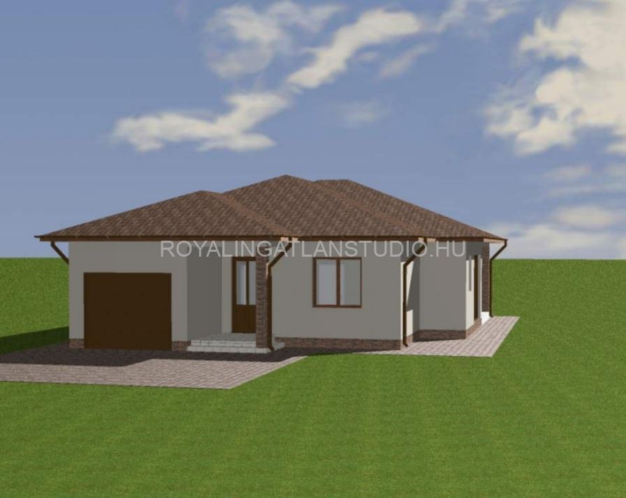 Új családi ház eladó Nyírpazonyban!